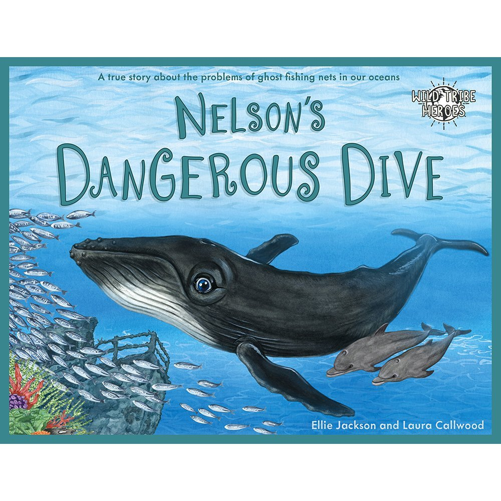 Nelson's Dangerous Dive - Wild Tribe Heroes
