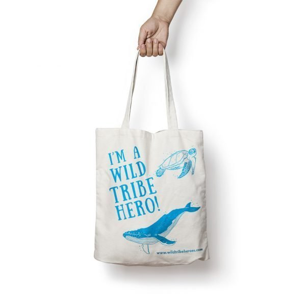 Tote Bag 100% Organic Cotton